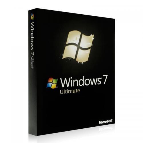 Windows 7 Ultimate 32/64 Bit Vollversion Download-Lizenz