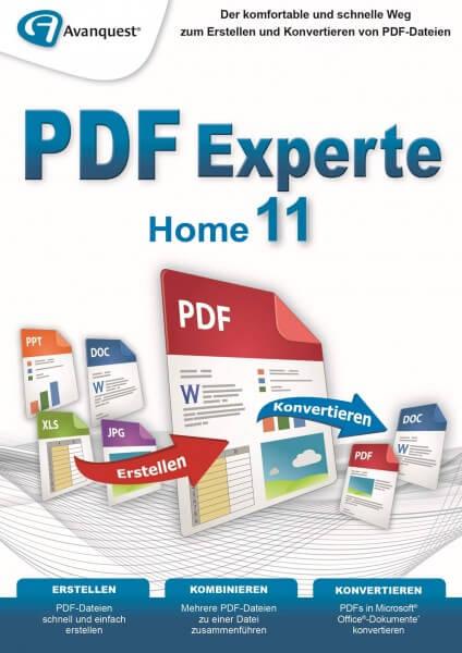 PDF Experte 11 Home