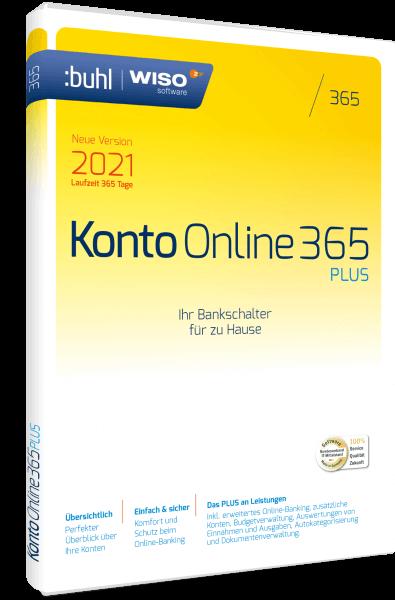 WISO Konto Online 365