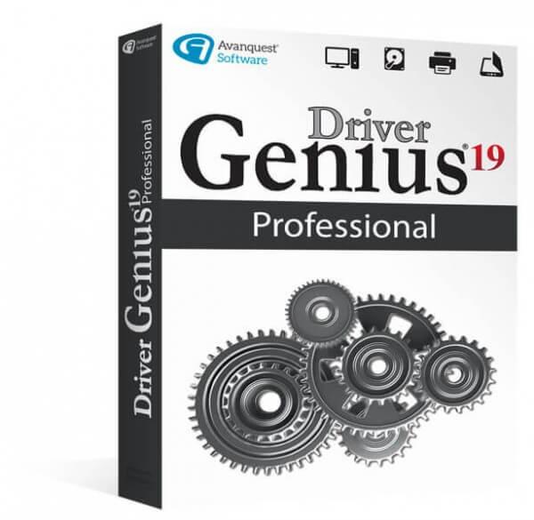 Avanquest Driver Genius 19 Professional