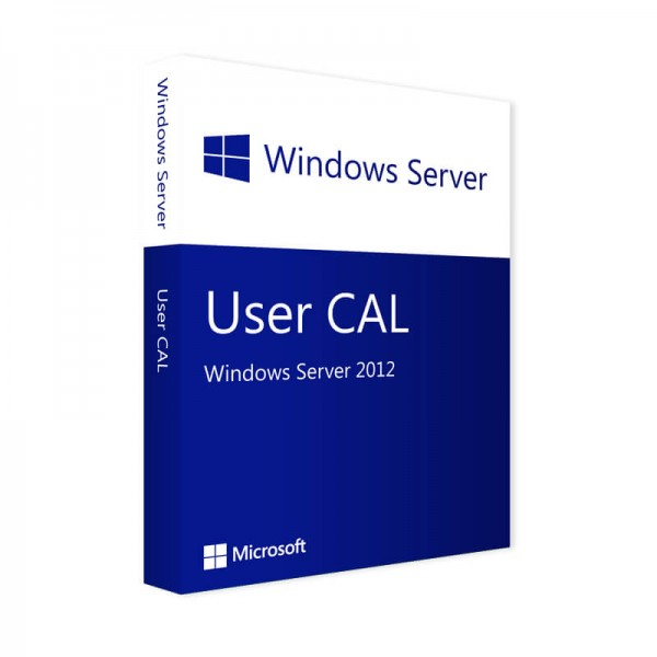 Windows Server 2012 - 1 User CAL